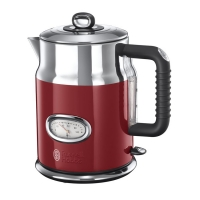 Kettle with Cage Heat