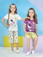 Pajama children aged 6 to 12 years