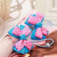 Beautiful hair tie for girls