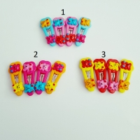 Hair pin for girls  4 pcs