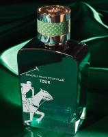 Perfume Beverly Hills Polo Club tour