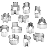 Tescoma_christmas cookie cutters 12pcs