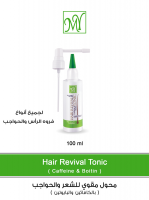 HAIR REVIVAL TONIC with Caffeine & Biotin