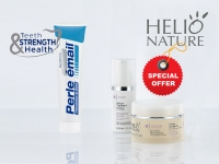 Whitening Set From HelioNature FACE TEETH