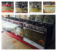 Techno Kaz Jumbo Cooker 60 60