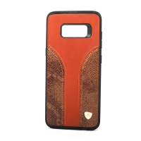 leather case for men samsung S8 is an attractive shape