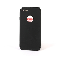 Cover iPhone 7 Rubber Black