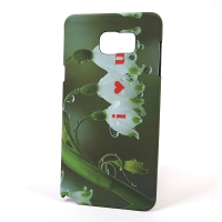 Cover samsung NOTE 5 plastic attractively solid