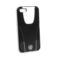 Cover iPhone 7 plastic solid elegant