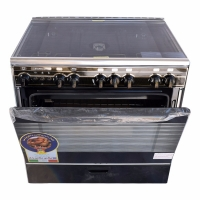 Technokaz cooker five burners 60 80