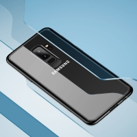 Cover Samsung Galaxy S9Plus transparent is elegantly