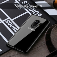 Cover Samsung Galaxy S9 transparent elegantly
