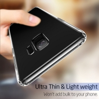 Cover Samsung Galaxy S9Plus Rubber transparent