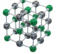 Sodium chloride balls