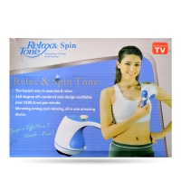 RELAX   SPIN TONE MASSAGER