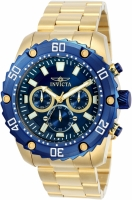 Invicta Men s watch Invicta Pro Diver Chronograph