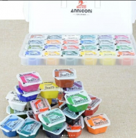 A large water color box 24 colors