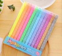 10-color color pencil with two heads