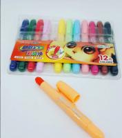 Water pastel colors 12 colors