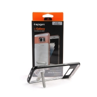 Cover Samsung Galaxy S8 Plastic with Metal kickstand