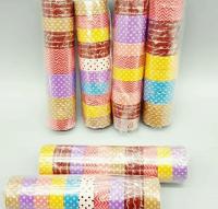 10-piece adhesive tape