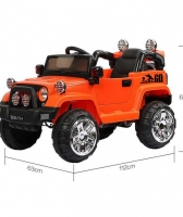 A car for children JEEP