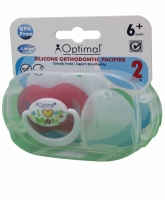 Optimal Silicone Orthodontic Pacifier