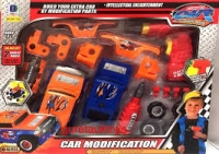 Build your extra car by modification parts