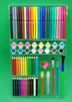 Set colors for children 70 pieces