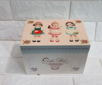 Wooden Accessories Box Measuring 16 x 11