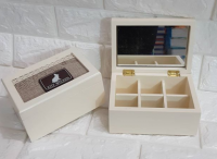Box Accessories Wood measuring 14   10