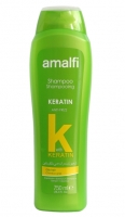 amalfi Shampoo with keratin 750ml