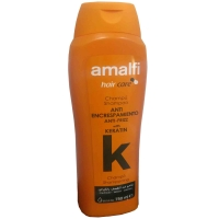 amalfi Shampoo Anti Frizz Keratin 750ml