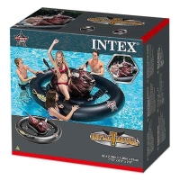 Intex Inflatabull Inflatable Rodeo Bull Rider Beach Swimming Pool Ride On Float