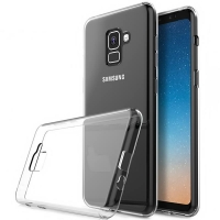 Cover Samsung Galaxy A8 PLUS 2018 transparent