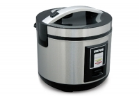 geepas stinless steel rice cooker 1.8L
