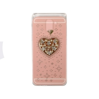 Cover Samsung Galaxy  A8 PLUS  2018  Transparent plastic