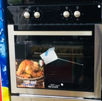 60 x 60 double electric oven