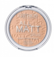 Powder Katric all Matt Plus Shine Control Sand Beige 10 025 g No. 025