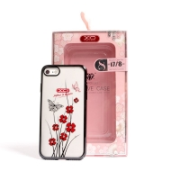Cover iPhone 7 transparent attractive and stylish XO