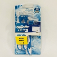 Gillette Blue Shaver 3