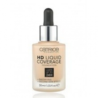HD Makeup Foundation - Liquid Coverage 030 - Catrice