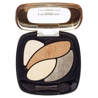 L Oreal Paris Color Riche Quad Eyeshadow E1 Beige Trench