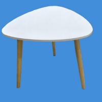 Distinctive wooden table