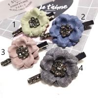 Beautiful flower hair clip