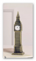 London Clock Tower measuring 23 cm