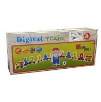 digital train toy