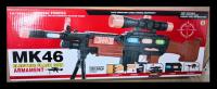 War machine gun for children