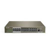 24 port-POE switch