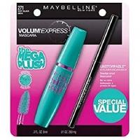 Maybelline Volum  Express Mega Plush Mascara